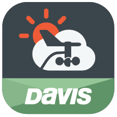 davis weatherlink app icon
