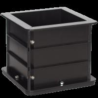 Detachable cube mould 01