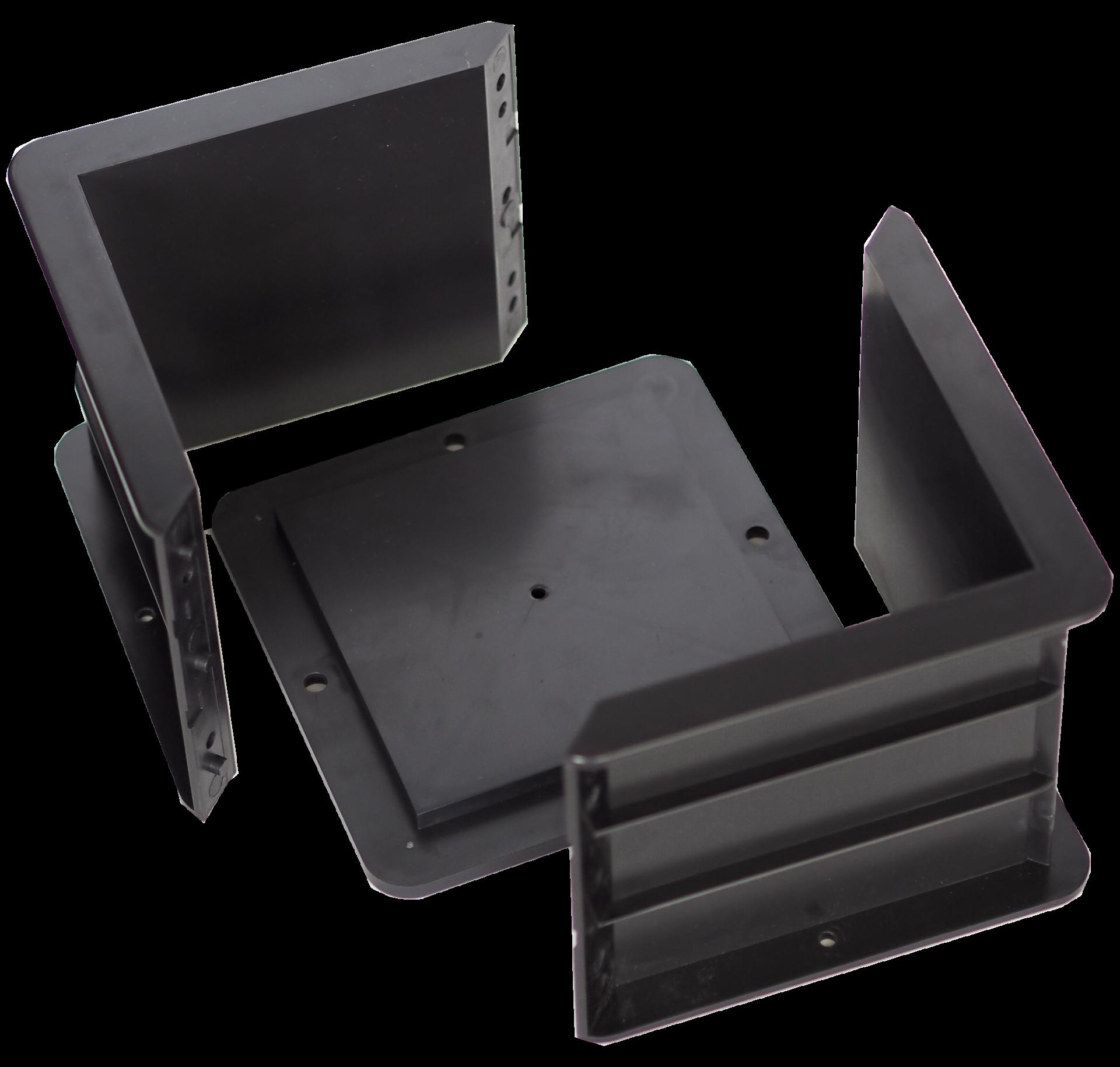 Detachable cube mould 03